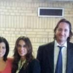 """L'avv. Patrizia D'Arcangelo nel team dei relatori del convegno """"Le Nuove Frontiere del Bullismo"""" tenutosi a Bergamo il 21.12.2012"""