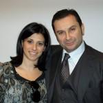 L'avvocato Patrizia D'Arcangelo con il Presidente Nazionale AMI