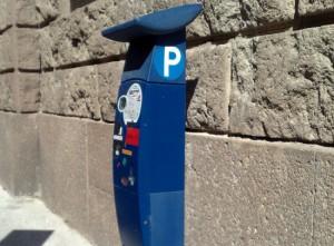 parcheggi a pagamento e multe