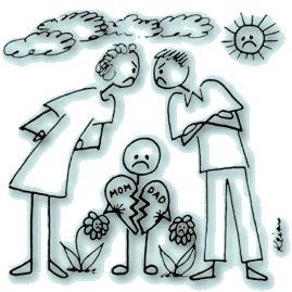 affido condiviso mantenimento figli