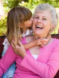 nonni diritto di visita